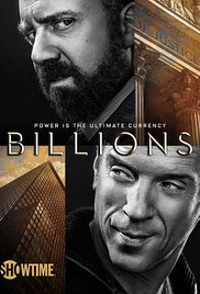 Billions: Kausi 1 (Blu-Ray), TV-sarja