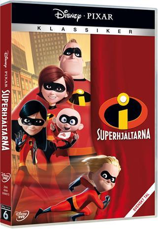 Ihmeperhe (The Incredibles), elokuva