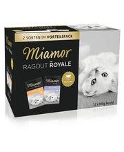 Miamor R.R. Kitten 12x100g kana/nauta hyytelössä