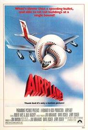 Airplane! (1980, Blu-Ray), elokuva