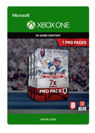 Madden NFL 17 - Pro Pack Bundle, Xbox One -peli