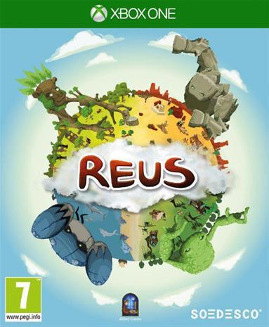 Reus, Xbox One -peli
