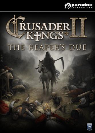 Crusader Kings II (2) - The Reaper's Due (DLC), PC-peli