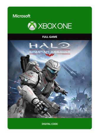 Halo: Spartan Assault, Xbox One -peli