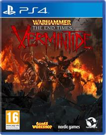 Warhammer: The End Times - Vermintide, PS4-peli