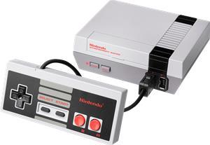 Nintendo NES Classic Mini, pelikonsoli