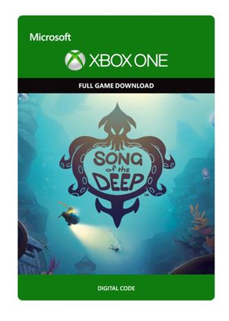 Song of the Deep, Xbox One -peli