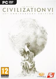 Civilization IV - Anniversary Edition, PC-peli