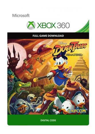 DuckTales HD Remastered, Xbox 360 -peli