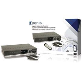 König SAS-DVR1008, 1000GB digitaalinen videotallennin