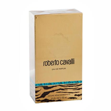 'Roberto Cavalli by Roberto Cavalli (woman) EDP 75ml spray'