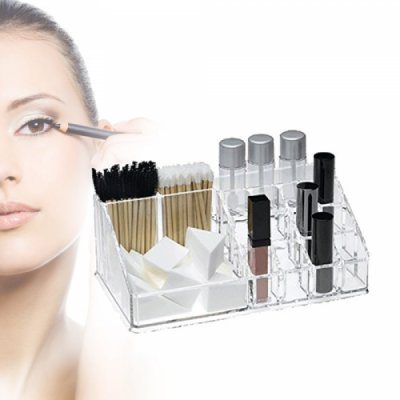 Make up organizer with 16 diffrent compartments