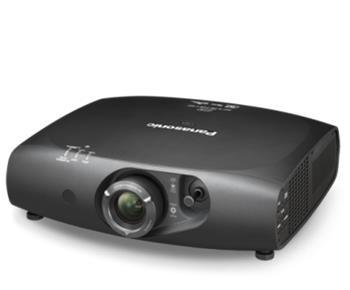 Panasonic PT-RW430E, videotykki