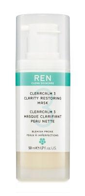 REN Clear Calm 3 Clarifying Restoring Mask (50ml)