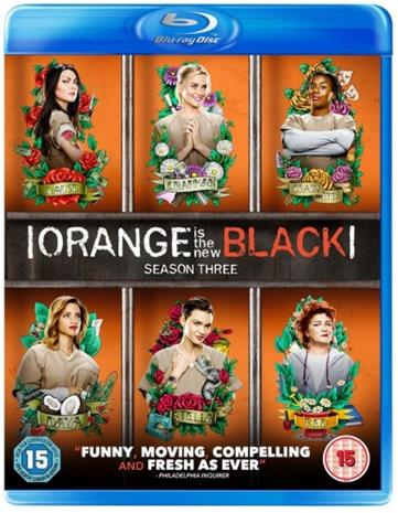 Orange Is The New Black: Kausi 3 (Blu-Ray), TV-sarja