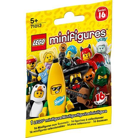 Lego Minifigures 71013, Sarja 16