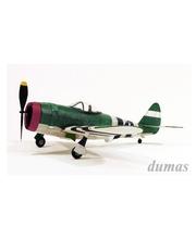 Dumas P-47 Thunderbolt kumimoottorilennokki