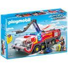Playmobil 5337, lentokenttäpaloauto jossa valot ja ääni