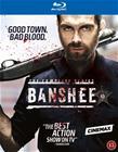 Banshee: Kaudet 1-4 (Blu-Ray), TV-sarja