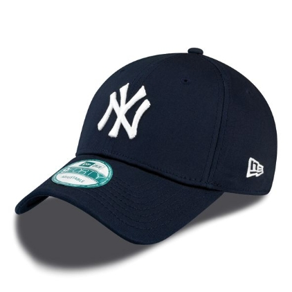 New Era 9forty Leag Basic NY Yankees lippis