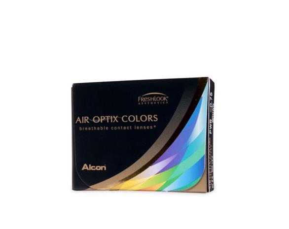 Air Optix Colors, värilliset kuukausilinssit 2 kpl