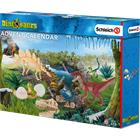 Schleich 97152, dinosaurusjoulukalenteri