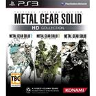 Metal Gear Solid HD Collection, PS3-peli