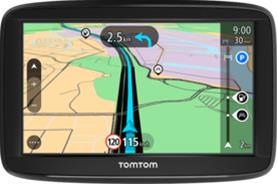 Tomtom Start 52 EU45, navigaattori