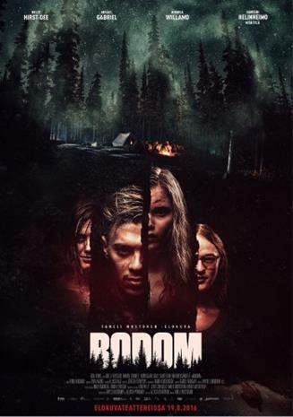 Bodom (2016, Blu-Ray), elokuva