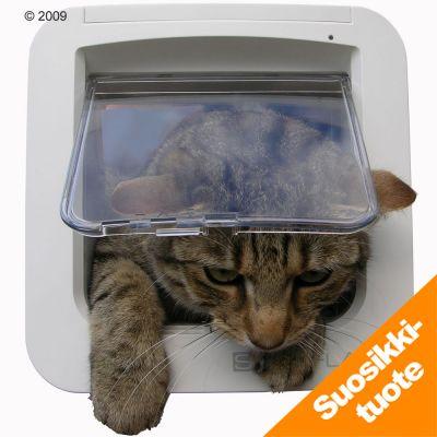 SureFlap, kissanluukku jossa mikrosiru