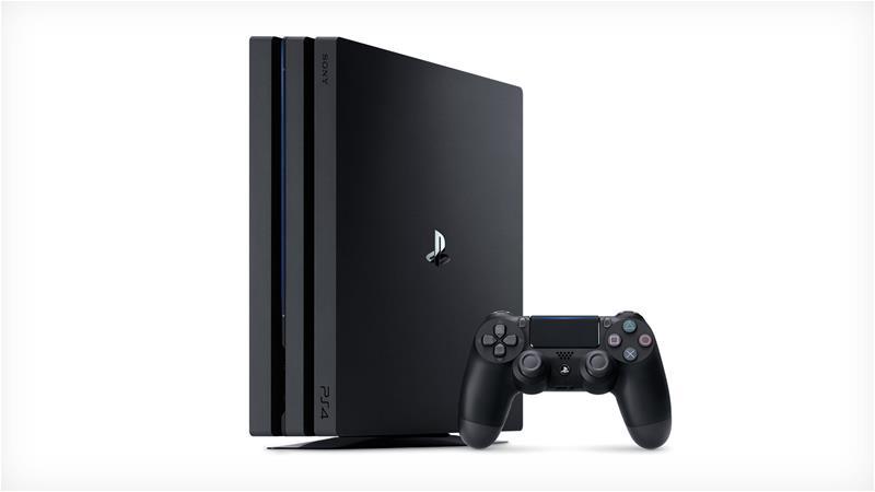 PlayStation 4 Pro (PS4, 1 TB), pelikonsoli