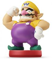 Amiibo Super Mario Collection - Wario, hahmo