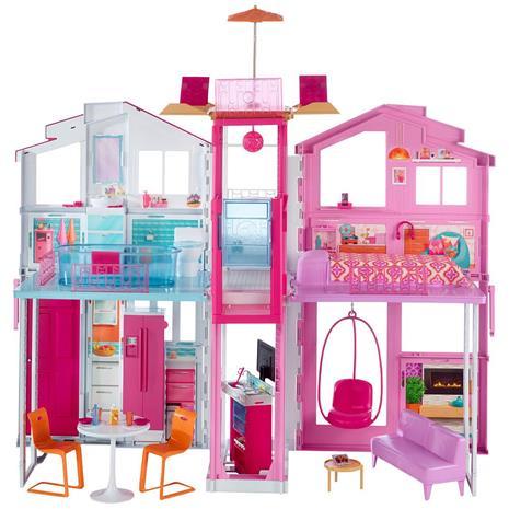 Barbie, Malibu Town House