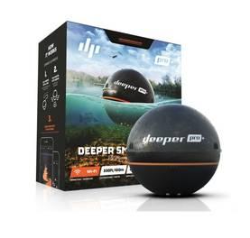 Deeper Fishfinder Pro+ Wifi+GPS Langaton kaikuluotain