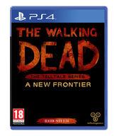 The Walking Dead: Season 3, PS4-peli