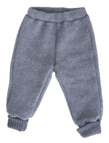 Mikk-line - Wool Pants - Grey