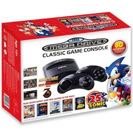 Sega Mega Drive Mini, pelikonsoli