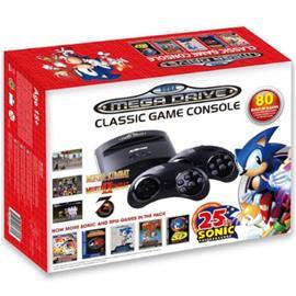 Sega Mega Drive Classic, pelikonsoli