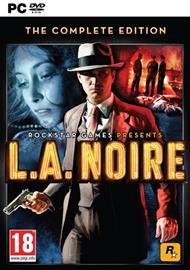 L.A. Noire Complete Edition, PC-peli