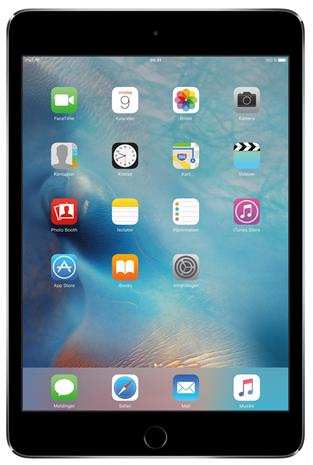 Apple iPad mini 4 WiFi 32 GB, tabletti