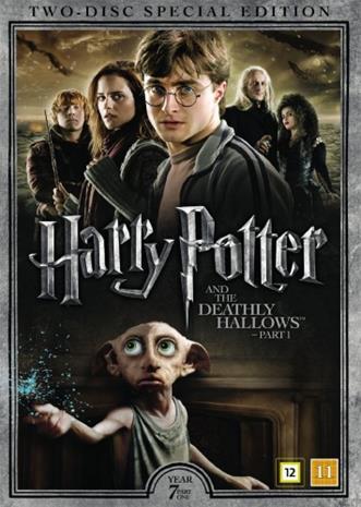 Harry Potter ja kuoleman varjelukset, osa 1 + dokumentti (Harry Potter and the Deathly Hallows: Part 1), elokuva