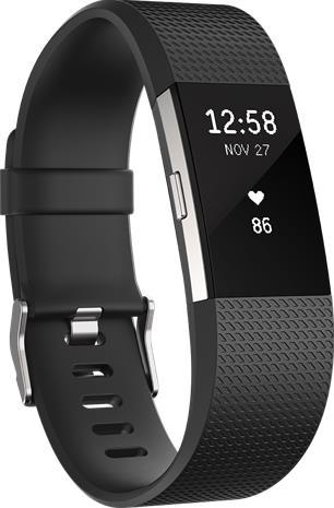 Fitbit Charge 2, aktiivisuusranneke