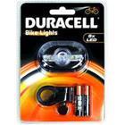 Duracell Bike Lights F03 5-LED, polkupyörän etuvalo BIK-F03WDU