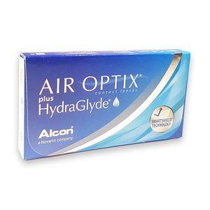 Alcon Air Optix plus HydraGlyde, kuukausilinssit 6 kpl