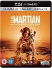The Martian - Extended Edition (2015, 4k uhd + Blu-Ray), elokuva