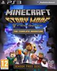 Minecraft Story Mode - The Complete Adventure, PS3-peli