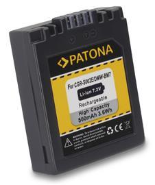 Panasonic DMW-BM7 (tai vastaava) akku