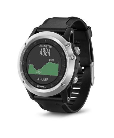 Garmin Fenix 3 HR, gps-kello + sykemittari, hinta 350€
