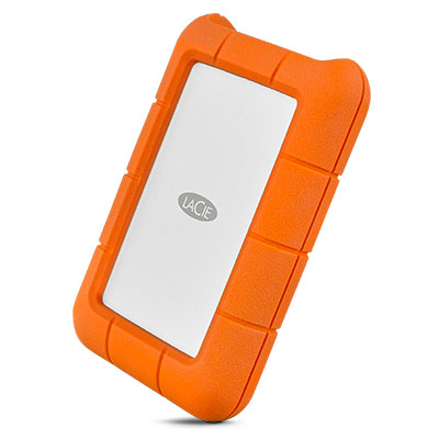 LaCie Rugged USB-C (2 TB, USB-C) STFR2000400, ulkoinen kovalevy