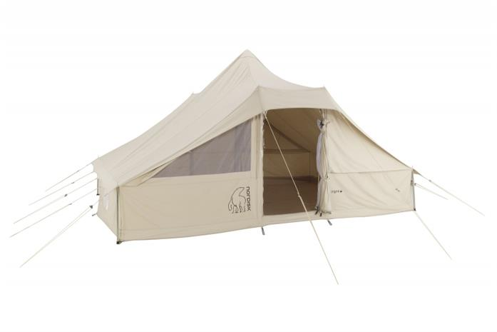 Nordisk Utgard 13.2 m² teltta Technical Cotton , beige